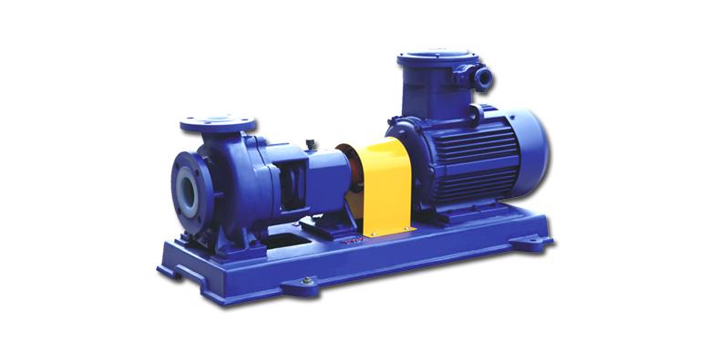 上海佰诺耐酸强衬氟离心泵化工泵图片