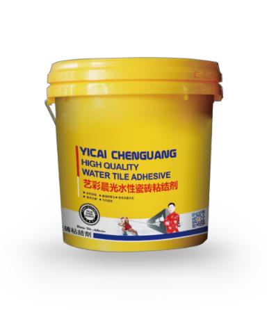 艺彩晨光水性瓷砖粘结剂CHG-1012图片