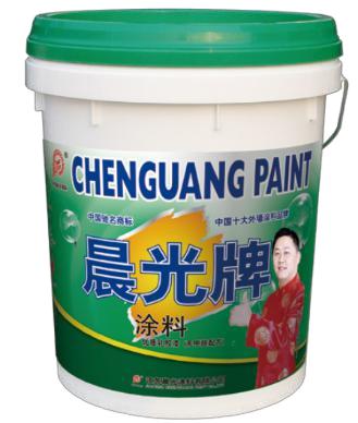 晨光雅洁丽优质亚光内墙乳胶漆CHG-M727图片