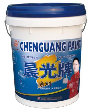 晨光缤丽优质亚光内墙乳胶漆CHG-M757图片