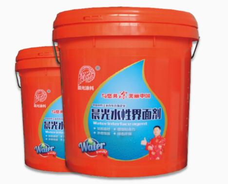 晨光水性界面剂CHG-FS系列CHG-FS300-1地固绿色图片