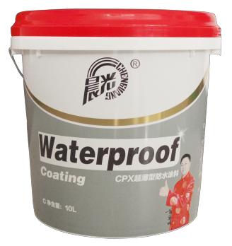 晨光CPX超薄型防水涂料CHG-CPX图片
