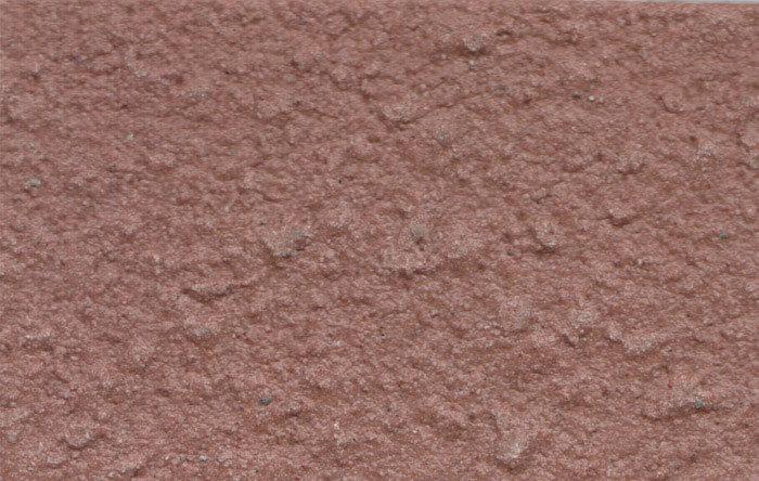 单彩真石漆贵妃红 CHG-1308图片