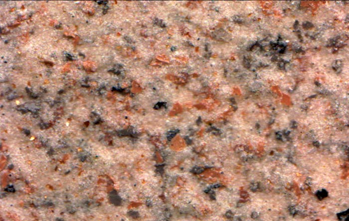 岩彩真石漆波西米亚浅麻黄 CHG-1329图片