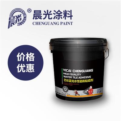 艺彩晨光水性瓷砖粘结剂CHG-1011图片