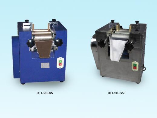 实验室用三辊研磨机XD-20-65/65T图片