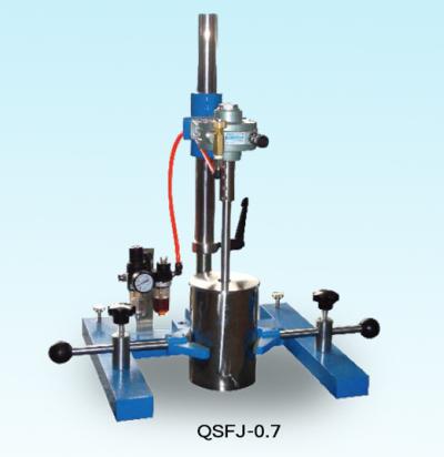 气动单轴多用机QSFJ-0.7图片