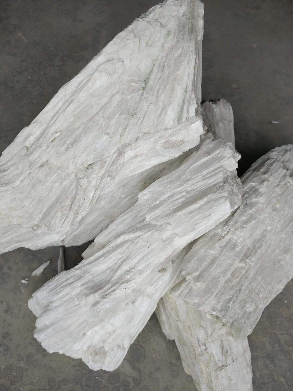 针状硅灰石粉超纯超白硅灰石粉图片